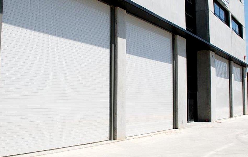 puertas seccionales automaticas manusa sectional automatic doors