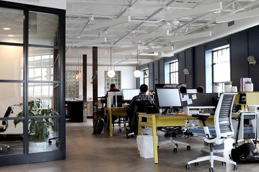 oficinas eficiencia energetica sostenibilidad medio ambiente offices energy efficiency sustainability environment manusa automatic doors puertas automaticas