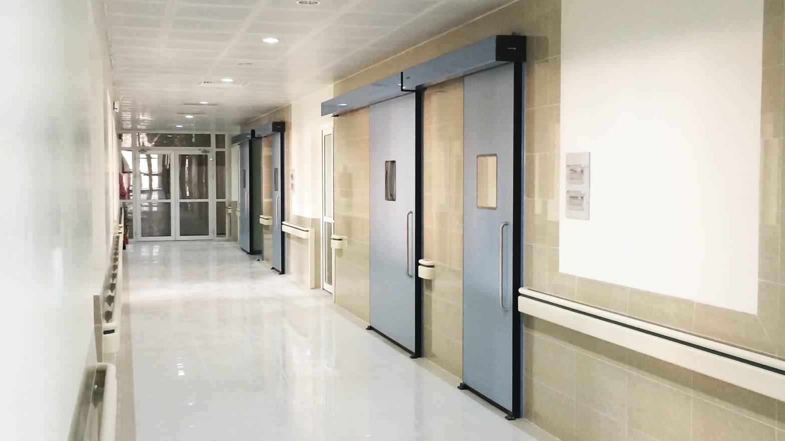 hospital puertas automaticas sanidad health automatic door
