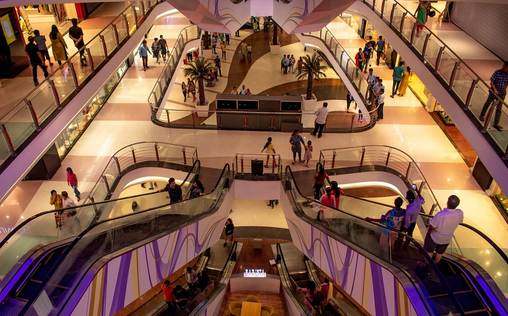 sensor movimiento puerta automatica retail automatic door mall market centro comercial shop tienda