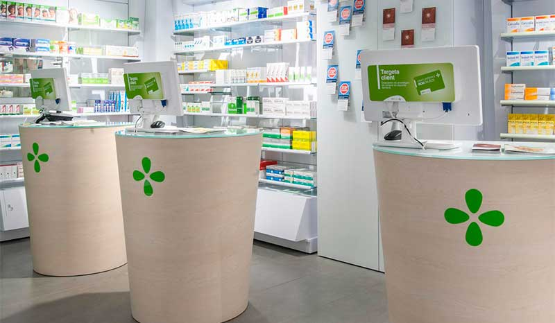 farmacia puertas automaticas pharmacy automatic doors eco