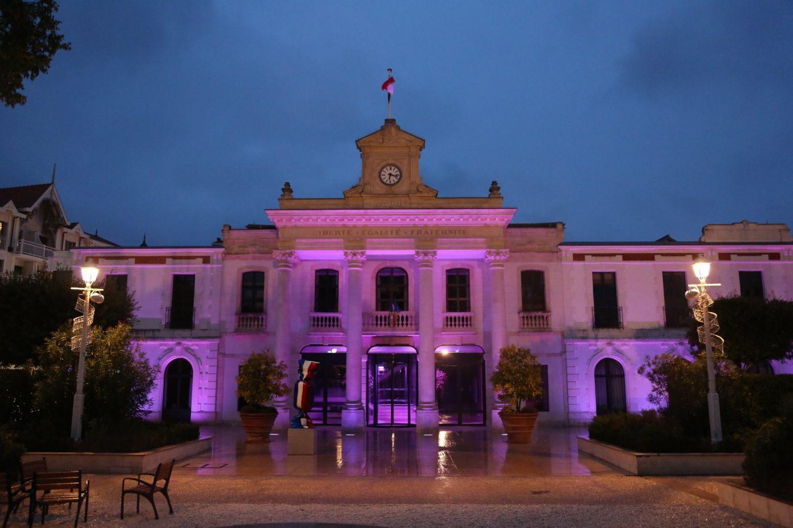 mairie arcachon francia france ayuntamiento fachada edificio