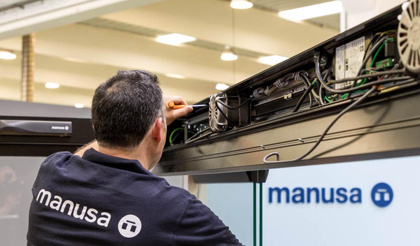 tecnico electronico manusa jobs empleo