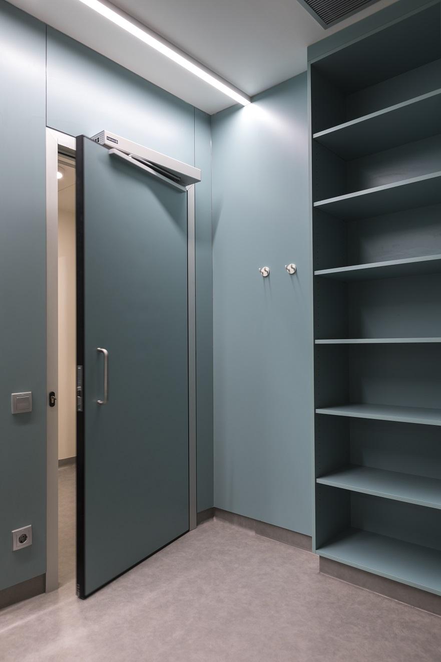 puerta automatica batiente manusa batientes