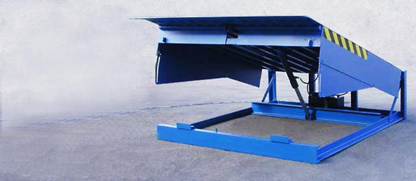 rampa muelle carga ferroflex