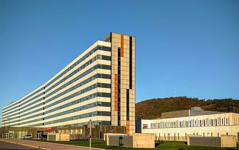 hospital universitario central asturias oviedo manusa puertas automaticas automatic doors