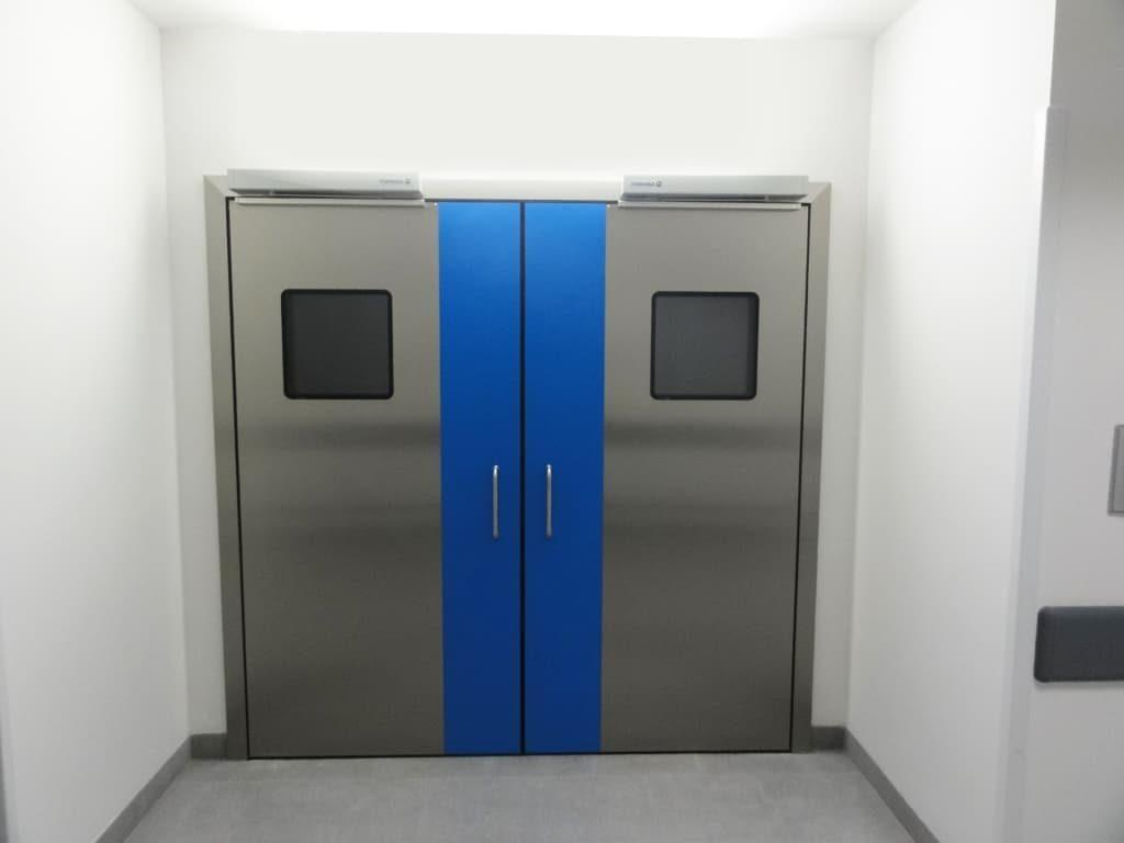 puertas automaticas hospital automatic doors asturias